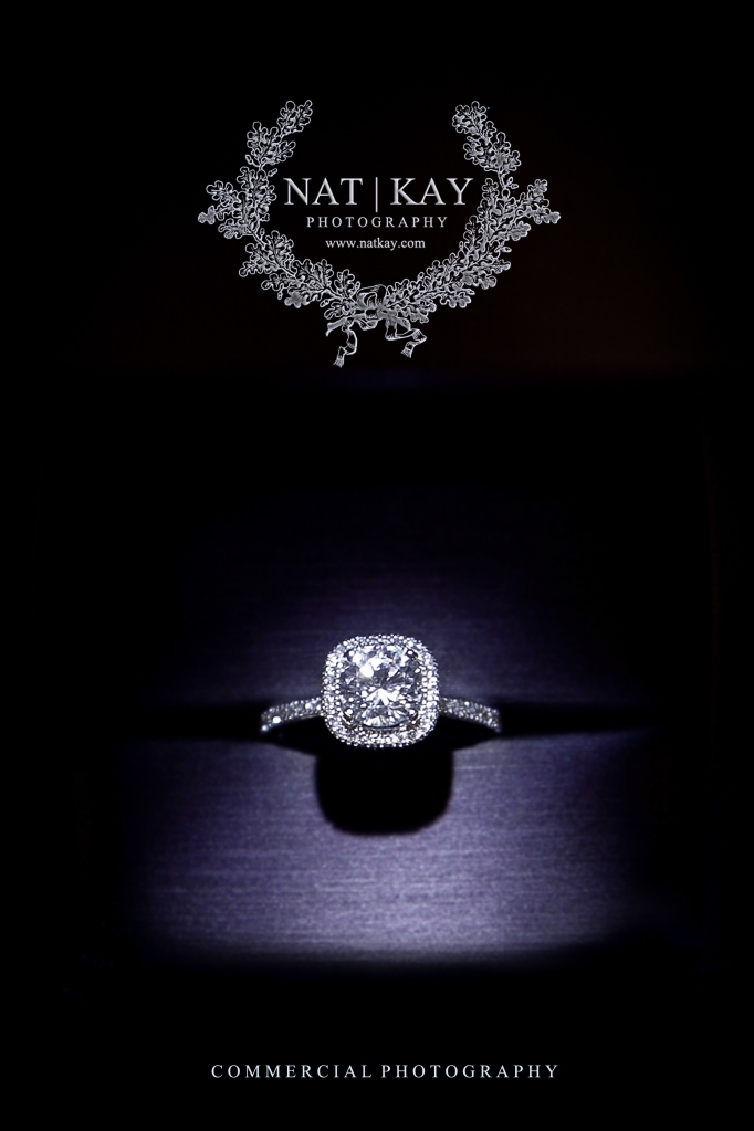 Stunning Simon G Engagement Ring